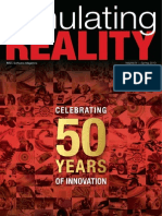 Welcome to Simulating Reality, the bi-annual magazine published by MSC Software.