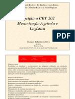 1ª Aula 2008.2 - Introdução e generalidades
