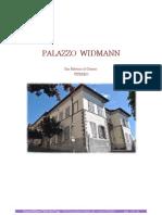 Palazzo Widmann (Widman o Vidman)