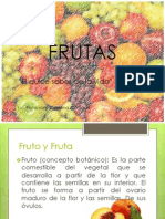 Frutas Intro
