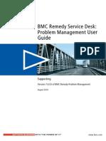 Problem Management User Guide