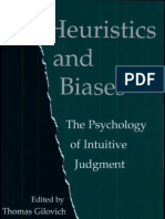 Judgment pdf the making decision psychology and of