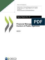 Financial Management & Control of Public Agencies