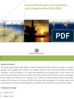 Global SURF (Subsea Umbilicals, Risers and Flowlines) Market