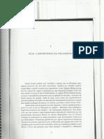 Poliarquia - Dahl (capítulo 2)