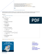 02 Pressure on the Face of a Dam _ Advance Engineering Mathematics Review
