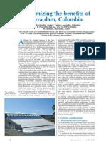 Max Benefits Urra Dam