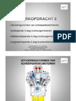 SWK Leerjaar1 Werkopdracht8 Uitvoeringsvormen Motoren