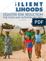 Resilient Livelihoods – Disaster Risk Reduction for Food and Nutrition Security Framework Programme (FAO – 2013)