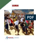 Rapport Annuel 2012 (HELVETAS Swiss Intercooperation)