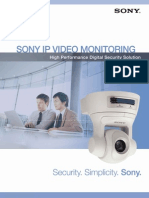PLUS1 Sony IP Monitoring Otro