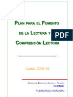 Plan Fomento Lectura