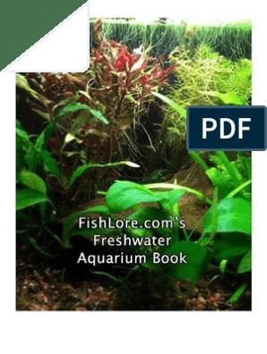 Freshwater Aquarium Book | Aquarium | Nitrate