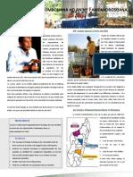Vatsy Iombonanana ho an'ny Fampandrosoana – Bulletin d'information numéro 01 (VIF – 2013)