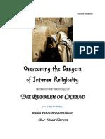 Overcoming the Dangers of Intense Religiosity