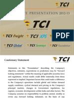 Tci Presentation q4 March 13