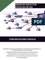 Transmision de Datos Por Rs232