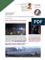 Letter to Rex Tillerson 13-08-06 Tarsands Megaload Resistance