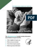 Medicare Hospice Benefits 2012