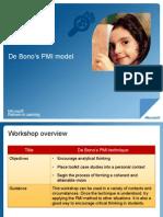 Building Vision Pm i Model