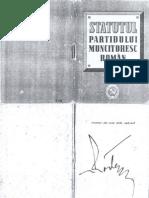 1948 Statutul PMR