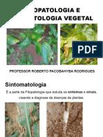 Fitopatologia e Parasitologia Vegetal - 2ª Aula