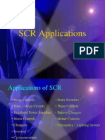 SCR Applications