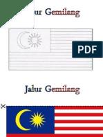 SDP Lembaran Kerja Bendera