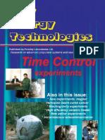 New Energy Technologies 2003