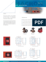 DF11 Dry & Wet Riser Systems