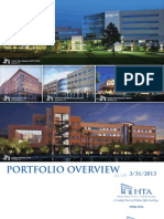 Healthcare Trust of America, Inc. Portfolio Overview Brochure
