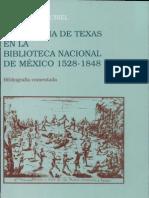 La historia de texas en la ciudad de méxico