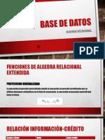 Algebra Relacional Parte2