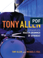 Tony Allen by Tony Allen with Michael Veal