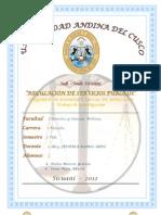 RÉGIMEN ECONÓMICO SOCIAL DE MERCADO - OFICIAL