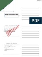 Estudio Administrativo - Legal