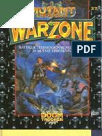 Warzone - 1a Edizione - Italiano