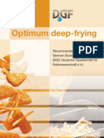 Optimum Frying