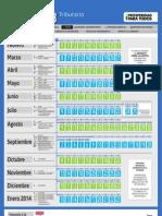 Calendario tributario 2013