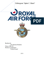 Atestatroyal air force