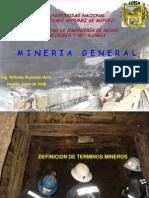 Terminologia Minera