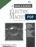 Dynamic Simulation of Electric Machinery Using Matlab
