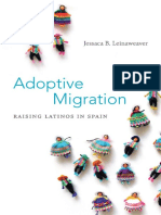 Adoptive Migration by Jessaca B. Leinaweaver