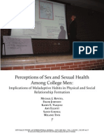 Perceptions of Sex and Sexual Health