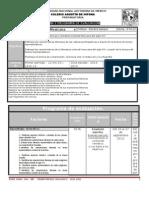 Plan y programa de evaluación LM.