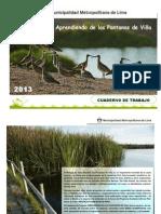 Redes Troficas Pantanos de Villa