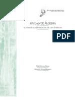 Material Dere Ferenc i a Algebra