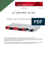 Tsi Veda 48 230 Data Sheet v03