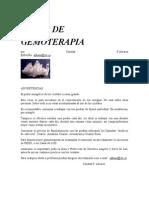 Curso de Gemoterapia