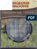 D&D - Harrowing Halls